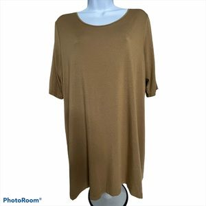 Comfy USA Tunic Elbow Sleeve Full Silhouette L